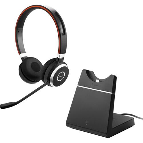 Jabra Evolve 65 Stereo Headset For Sfb Unifiedcommunications Com