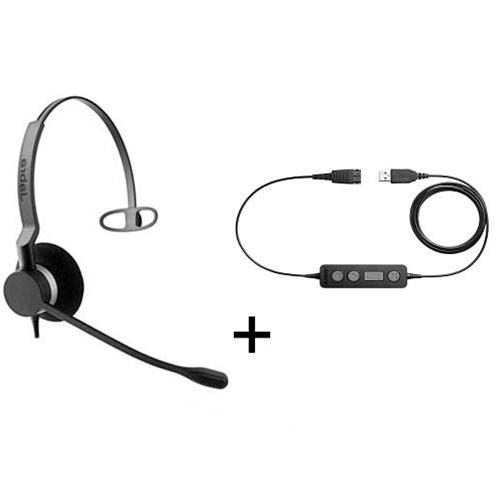 Jabra BIZ 2300 QD Mono Headset