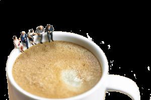 Coffee-Cup-Team