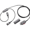 92355-01 - Plantronics - USB Push to Talk to HSeries, monaural  Special Order - Plantronics H-Series, Push to Talk headsets, SHS2355-01