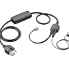 APV-63 - Plantronics - Avaya EHS Cable for CS500Savi 700 Series - electronic hookswitch, electronic hook switch, apv63