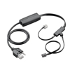 APV-66 - Plantronics - Avaya (EU24) EHS Cable for CS500/Savi 700 Series - electronic hookswitch, electronic hook switch, apv66