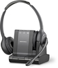 SAVI W720-M - Savi W720-M UC Headset System for MOC & Lync - Plantronics - Lync Optimized Binaural Wireless UC Headset System  - W720M, 720
