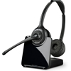 88285-01 - CS520-XD Over-The-Head Binaural Wireless Headset - Plantronics - Over-The-Head Binaural Wireless Headset for High Density Environments - High Density, XD, CS520XD, 520XD