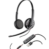 Blackwire C325.1-M Stereo Headset USB & 3.5mm