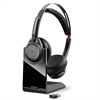 Voyager Focus UC-M BT Headset with AC Wall Charger