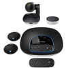 Logitech GROUP Video Conf. System w/EXT Mics
