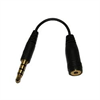 Plantronics 2.5mm to 3.5mm Adapter