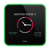 Evoko Liso Room Manager | Unifiedcommunications.com | Evoko Room Manager has taken the hassle out of room bookings. This was the original touch-screen solution for all your meeting rooms