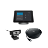 Skype Meeting Room Kit for Small Room - Includes Logitech Smartdock Base, Jabra Speak 510 and C930e Webcam
