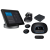 Large Skype Room System - Logitech Skype Room System bundle for large meeting rooms with Logitech SmartDock, Microsoft Surface Pro 4, Skype Meeting app, Logitech Group, Logitech Group Expansion Mics and Logitech Extender Box. For meeting rooms with up to 20 participants.