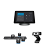 Skype Meeting Room Kit for Small Room - Includes Logitech Smartdock Base, C930e and TeamConnect Wireless