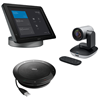 Skype Meeting Room Kit for Medium Room - Includes Logitech Smartdock, PTZ Pro Camera and Jabra Speak 510