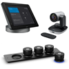 Skype Meeting Room Kit for Medium Room - Includes Logitech Smartdock, PTZ Pro Camera and TeamConnect Wireless