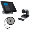 Skype Meeting Room Kit for Medium Room - Includes Logitech Smartdock, PTZ Pro Camera and SP20 Speakerphone