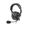 Headset 4 (Dual Over-Ear w/Noise Cancelling Boom Mic)