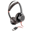 Poly Blackwire C7225 USB-A Stereo Wired Headset