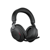 Jabra Evolve 2 85 Wireless Headset Link 380c UC Stereo - Black