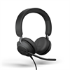 Jabra Evolve2 40 MS Stereo USB-A Headset