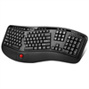 Adesso Ergo Wireless Keyboard
