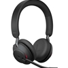 Jabra Evolve2 65 Wireless UC Headset w/ Link 380c - Black