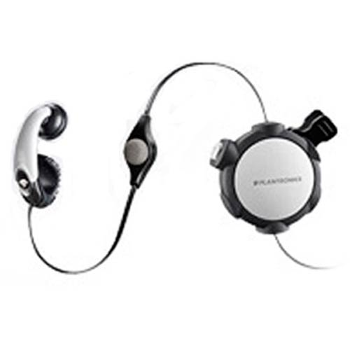 MX303 N1 White-Blk - Plantronics - MX103 N1 Headset with WindSmart Reduction Technology, Automatic Cord Manager Nokia 3300/3590/3650/6500/8200/8300/8800