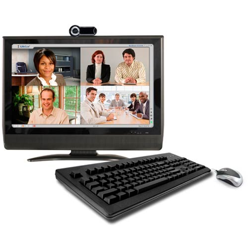 Desktop 10-Seat - LifeSize - Stand Alone Client for PC-based Video Communications