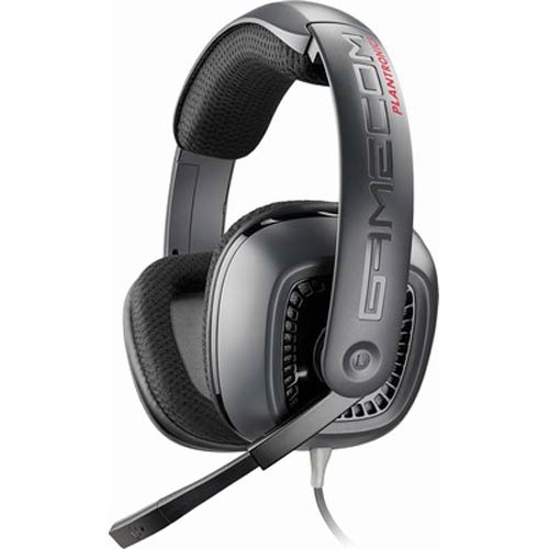 Plantronics Gamecom 777 Over-The-Head Binaural Noise Canceling USB Computer Headset