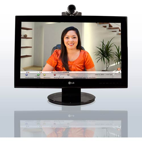 LifeSize LG Executive - HD Video Communications and Integrated HD Display