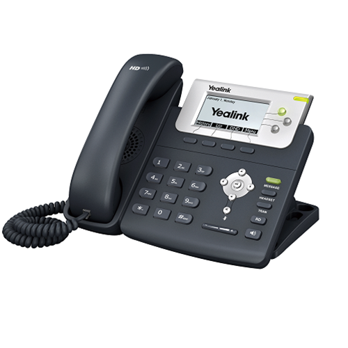 SIP-T22P - Yealink - 3Line HD IP Telephone - 7122IP, 7100 Series