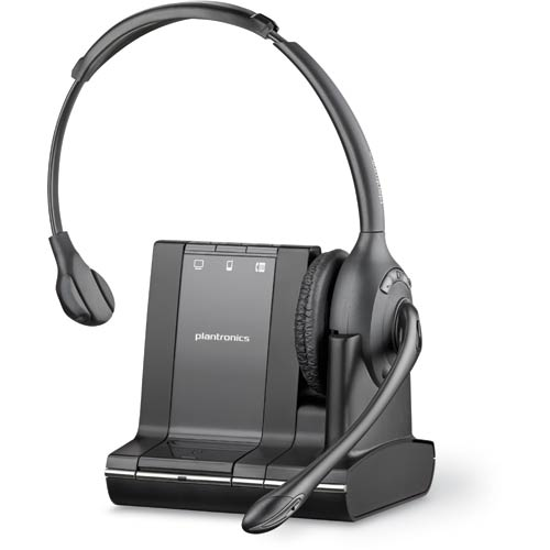 Plantronics Savi 710 Monaural Wireless UC Headset System