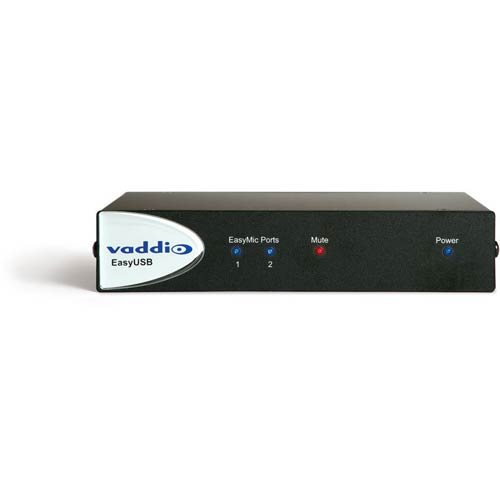 Vaddio EasyTalk USB Meeting Room Bundle for Lync | Unified Communications