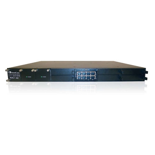 M4K12 - M4K12 Mediant 4000 Enterprise SBC - AudioCodes - Includes a pair of M4K chassis each with dual power supplies, 250 sessions supporting SW upgrade up to 4000 ESBC sessions - M4K12, M4000, Mediant 4000