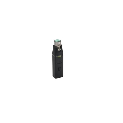 6-XLRMIC-BLK-11 - Revolabs -  Solo XLR Adapter for Handheld Microphones