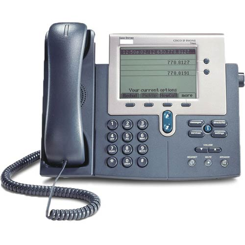 Refurbished Cisco 7942G Unified IP Phone