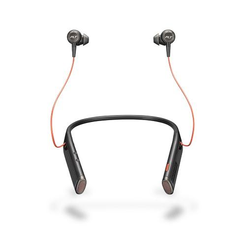 Voyager 6200 UC Bluetooth Headset - Black