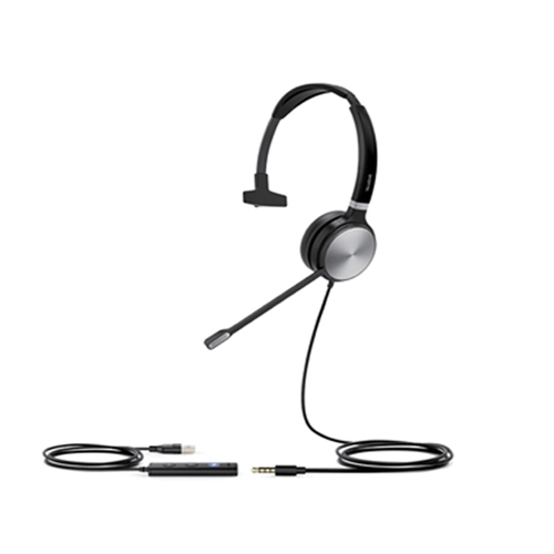 Yealink UH36 Mono Wired USB Headset